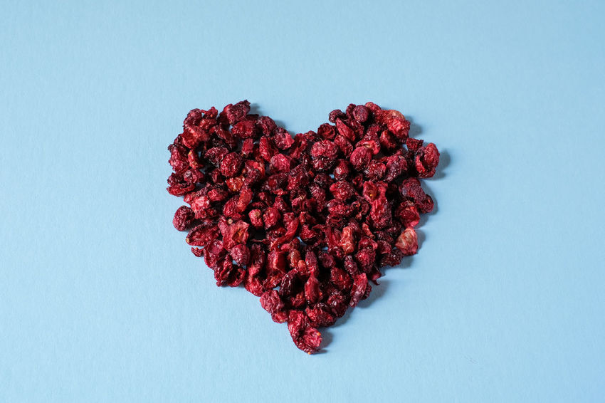 Close-up Cranberries Day Dried Cranberries Dried Fruit Flower Food Food And Drink Food Photography Fragility Freshness Fruit Healthy Eating Healthy Food Healthy Heart Heart Shape Indoors  Love Nature No People Red Red Berries Studio Shot Unsweetened White Background