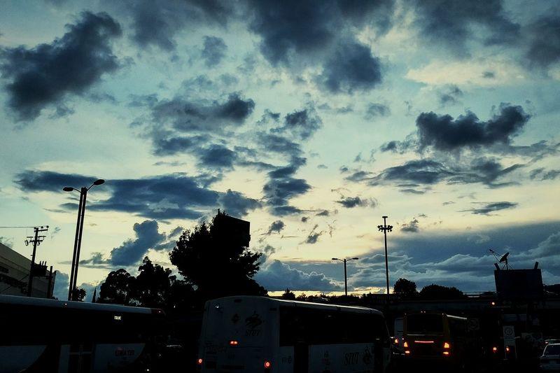 Cielo Toluca Cloud - Sky City Sky Outdoors No People Tree Urban Skyline Day