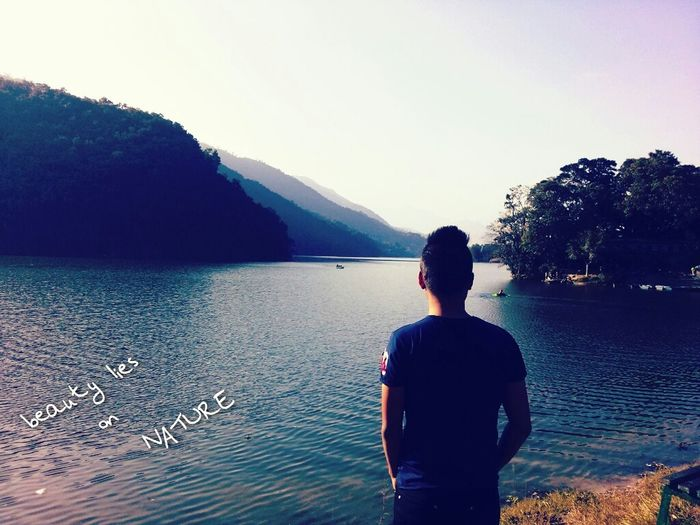 Beauty lies on Nature ♥