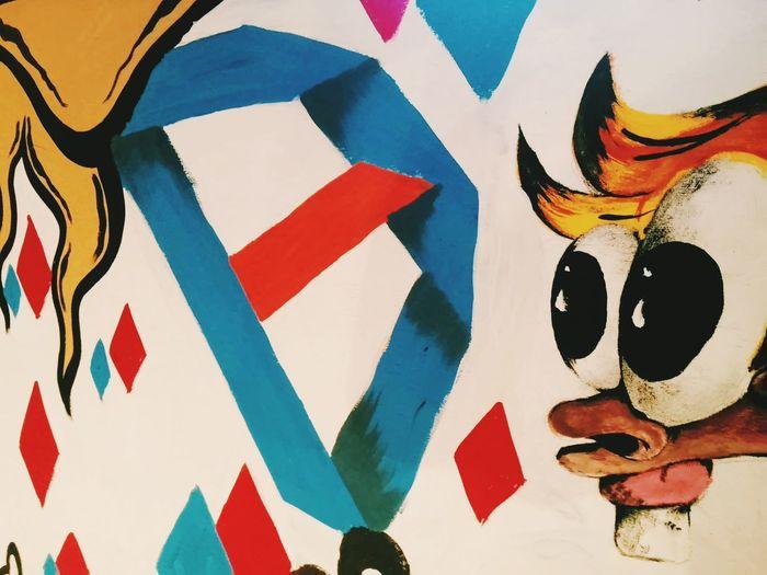 Mural Art Exhibiton Tribute To Paradays7