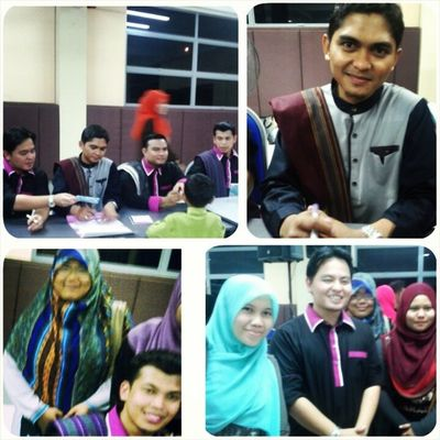 Ceramah and concert by the superb Legend Nasyeed Group Unic and ImamMudaNazrul UitmPerak deen islam ^^