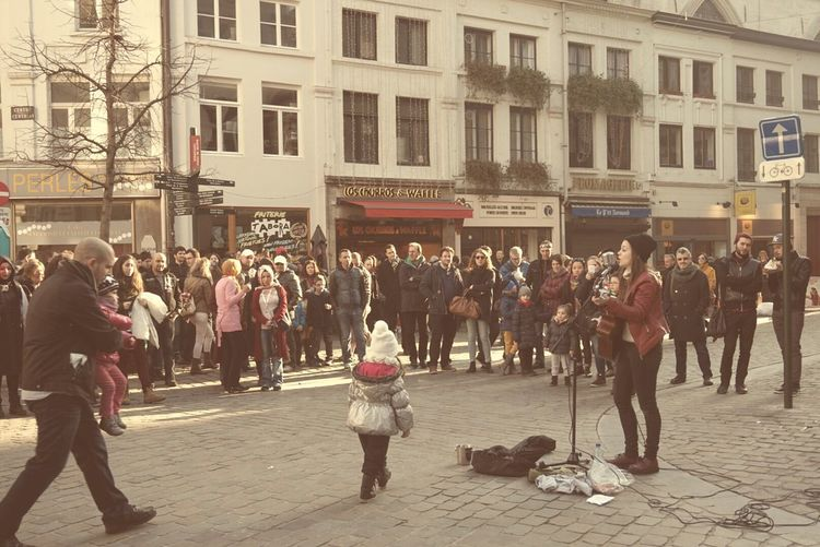 Charming Voice Brussels Belgium