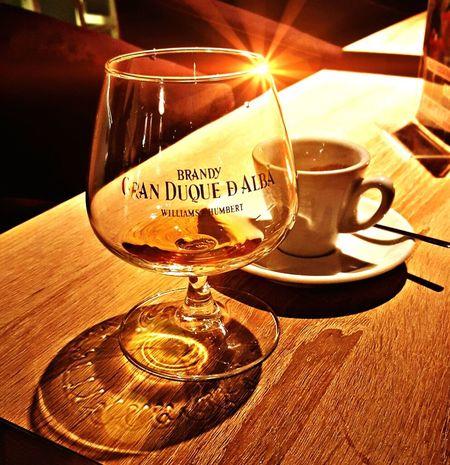 Break The Mold Drink Coffee - Drink Table Coffee Cup Indoors  No People Cognac Grand Duque D Alba Brandy Brandwine Esspresso Ristretto VSOP Johnny Walker Classic