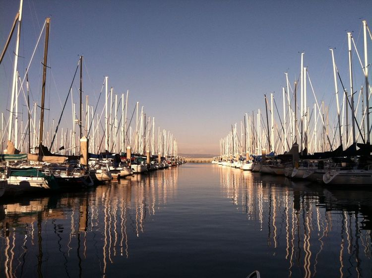 Boats Water_collection Reflection GetYourGuide Cityscapes
