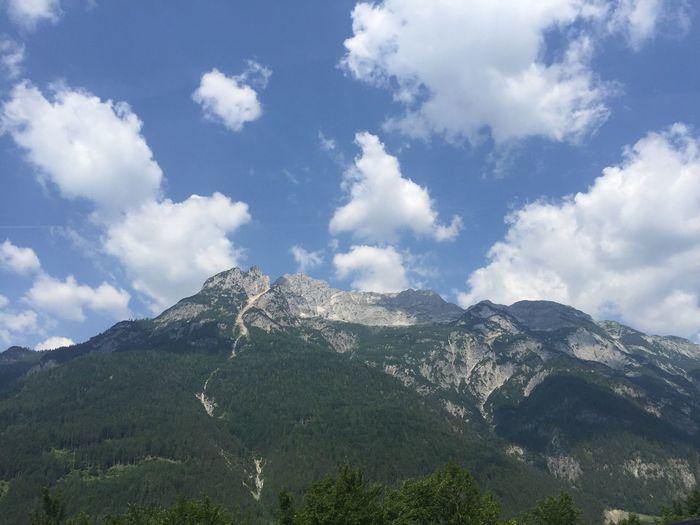 EyeEm Selects Mountain Sky Peak Range High Nature Challenge Adventure Scenery Landscape Outdoors Day