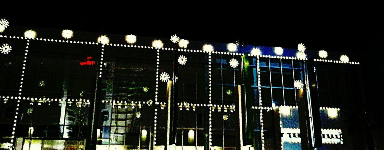 Lights Lightshow Light Reflections Urban Lights Building Lights
