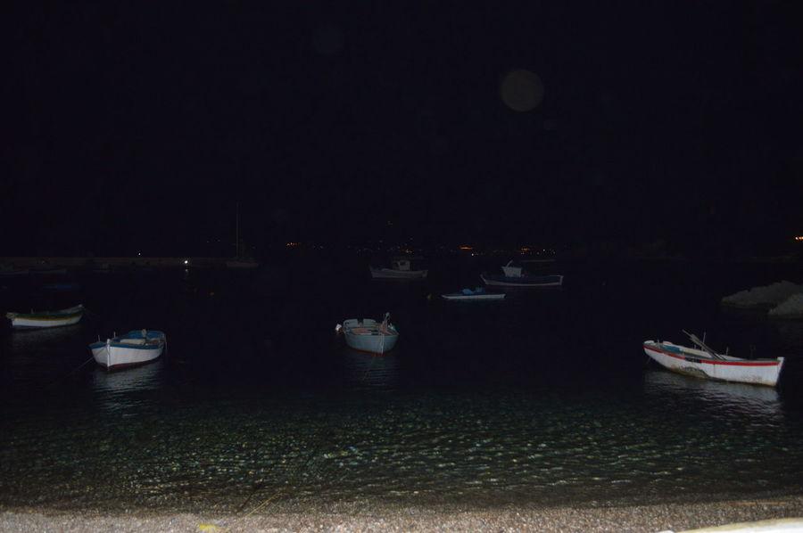 Boat Deniz Gece Gece Fotoğrafı Kayıklar Learn & Shoot: After Dark Night Night Photography Nightphotography Sea Sea At Night