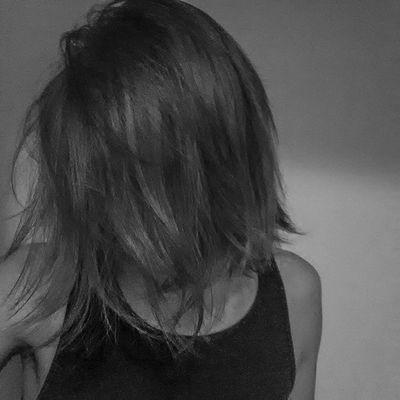 Hairprogress Me Selfie Hair Medhair Longhair Growing Hairy  Fun Filter Feeling A Little Like Myself Again
