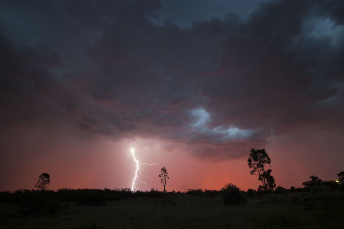 A dramatic storm at sunset. Bendigo, Victoria, Australia. Australia Australian Landscape Bendigo Storm Storm Chasing Weather Beauty In Nature Cloud - Sky Dramatic Sky Landscape Lightening Long Exposure Nature No People Outdoors Scenics Silhouette Sky Storm Cloud Sunset Tree
