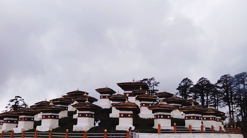 DochulaPass Bhutan The Traveler - 2015 EyeEm Awards