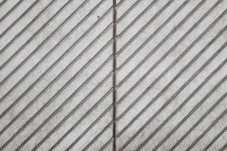 Patterns Background Full Frame Textured  No People Close-up Day Outdoors Concrete Lines Dividing Line Split In Two via Fotofall