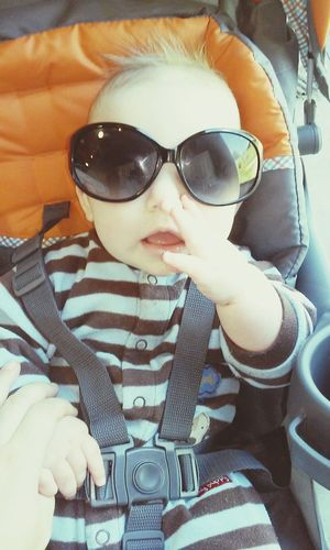Cool Baby Stylish Happy Baby <3