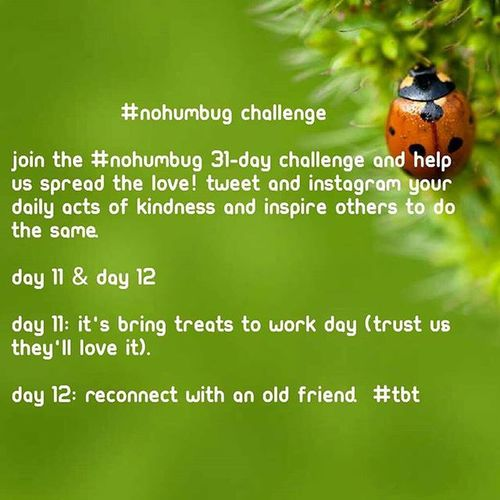 31 Day NoHumbug Challenge Day 6. Countdown Until CHRISTMAS!!!: 19 DAYS 🎆🎅🎄🎁🎉🎊🎈❄⛄