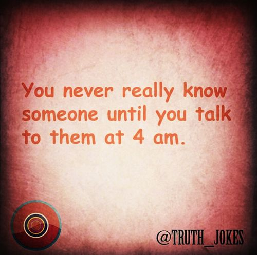 Somebody to know..