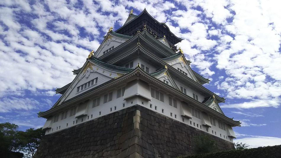 大阪城 Osaka,Japan Osaka Castle
