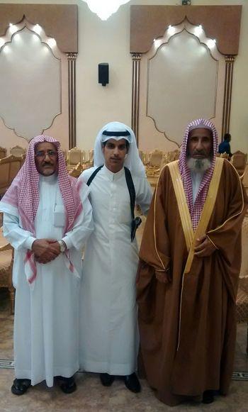 حفل الشيخ عطالله بن محيا المورقي