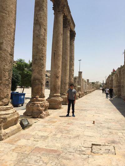Artifacts Ancient Architecture Ancient Column Pillars Romans Roman Architecture EyeEmNewHere Minimalist Architecture