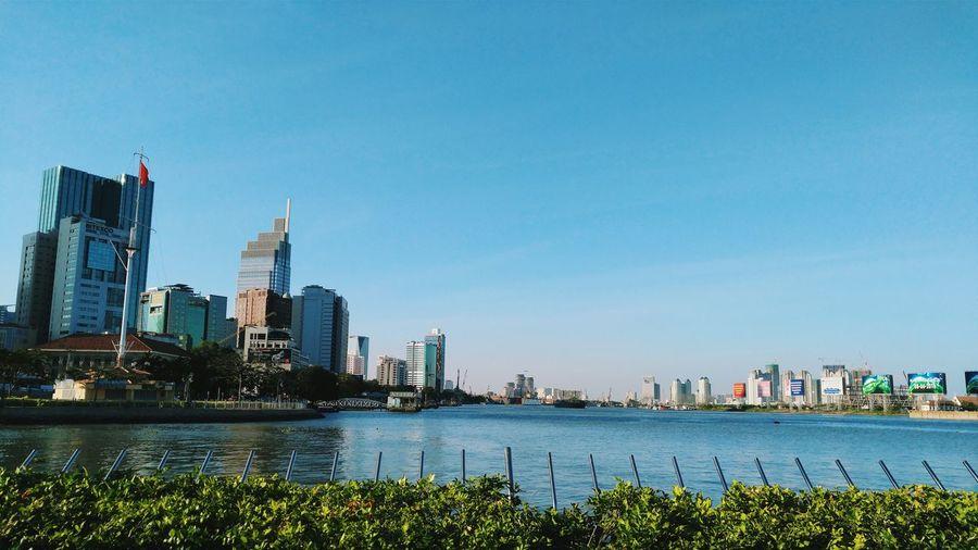 Saigon so beautiful Taking Photos Vietnam Eye Em Best Shots Landscape