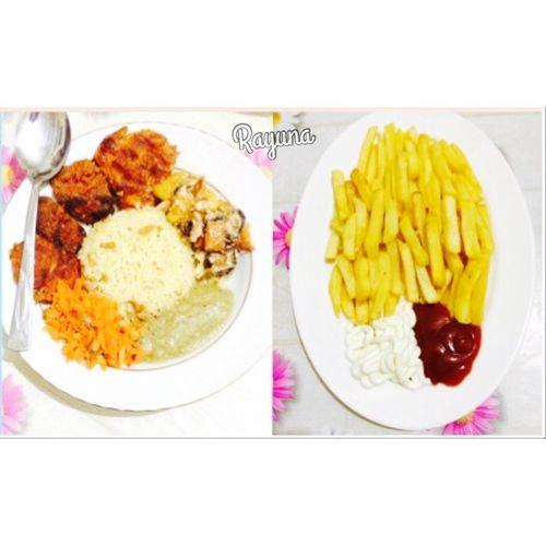 😍😍😍☺️☺️Mi Abbiamo preparato e mia sorella questo cibo 👭 Istanbul Food OpenEdit Roma