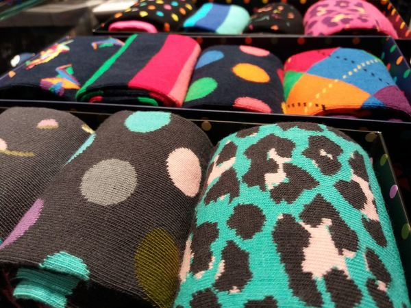 Multi Colored Choice Close-up No People Variation Day Market Indoors  Socks Style Stylish Fashion EyeEm Selects Smartphonephotography SowetoSouthAfrica Smartphone Photos Johannesburg Soweto Fashionphotography Lifestyles Arts Culture And Entertainment City Clothing