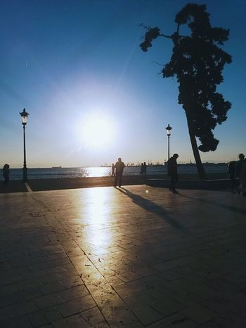 Before sunset Hello World Walking Around See What I Sea Viewmatic Tranquil Scene