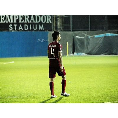 Throw Anton del Rosario @anton_delro UFL Unitedfootballleague KayaFC