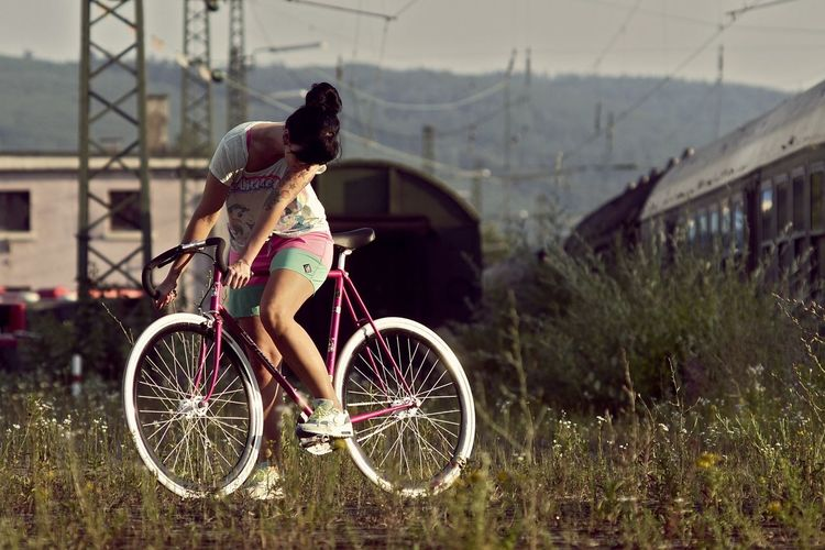 Eddy Merckx Fixed Gear Girl Pink