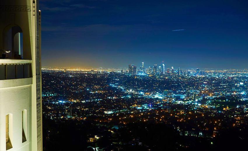 City of stars Sky Illuminated Night A6000 Zeiss32mmf18