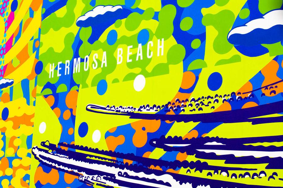 Hermosa Hermosabeach Bright_and_bold Beachphotography Roadtrip