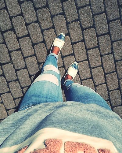 Shoes ♥ MyPhotography Jeans