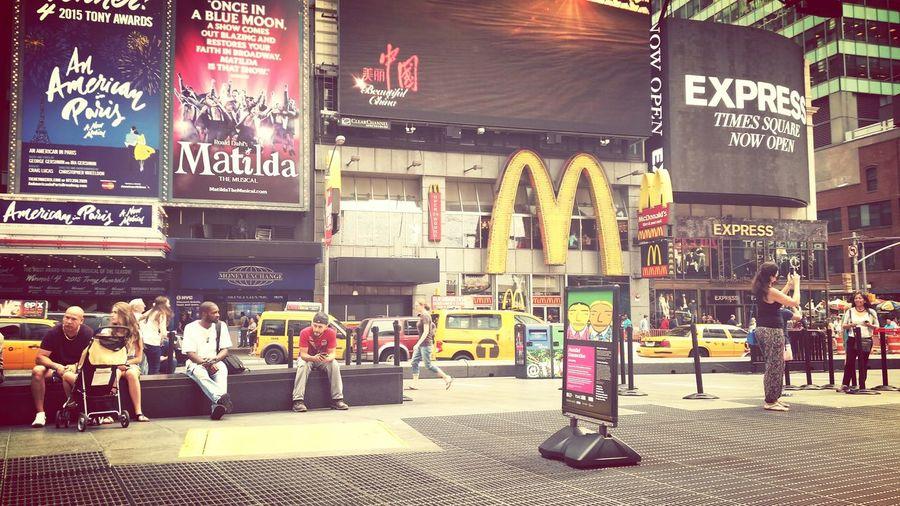 Newyorkcity Timesquarenyc Street Photography