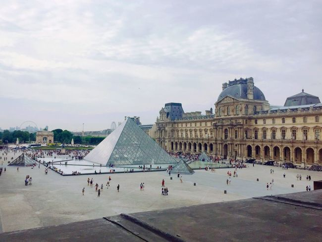 Architecture Museum Paris