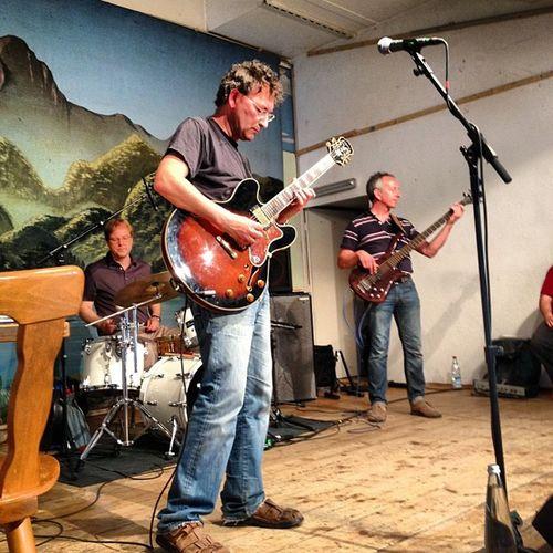 Organ Blues Power auf dem Aubinger Kultufest