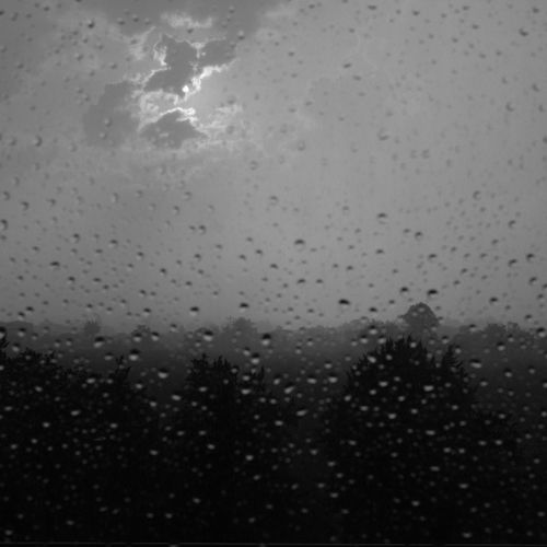 A Rainy day during Italian summer Black & White Rainy Days Abstract Backgrounds Close-up Cloud - Sky Condensation Drop Focus On Foreground Full Frame Glass Glass - Material Indoors  Nature No People Pattern Rain RainDrop Rainy Season Storm Cloud Transparent Water Wet Window