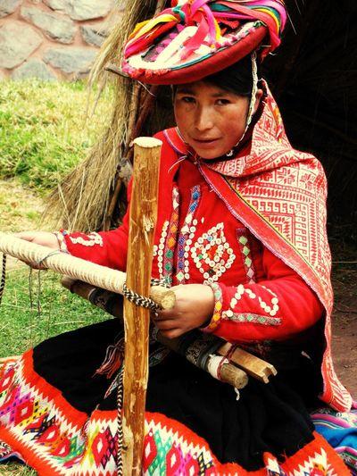 The Colors of Peru. Optoutside DeLeonStrong