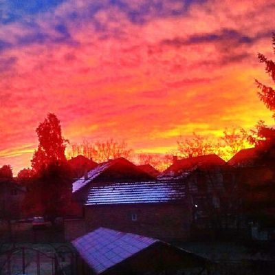 Morning Sunrise Ilovezr Instasky instaserbia
