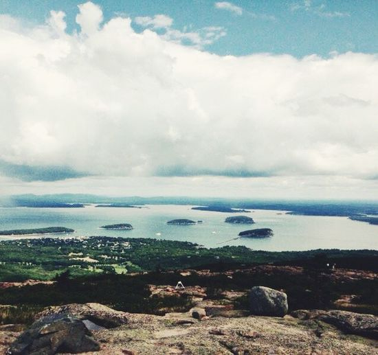 Maine is breathtaking 💕