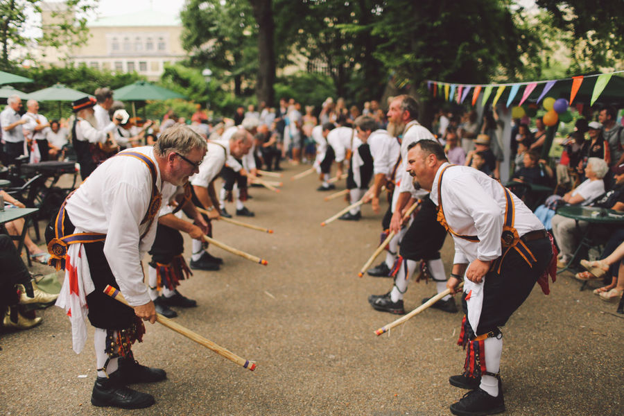 Brighton Casual Clothing City City Life Crowd Cultures Dance Dancers Day Enjoyment Focus On Foreground Fun Large Group Of People Leisure Activity Lifestyles Mixed Age Range Outdoors Royal Pavilion Royal Pavilion Gardens Tradition Traditional #urbanana: The Urban Playground