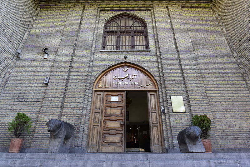 Architecture Built Structure Day Historical History Iran Iranian Islamic Architecture Muslim No People Persian