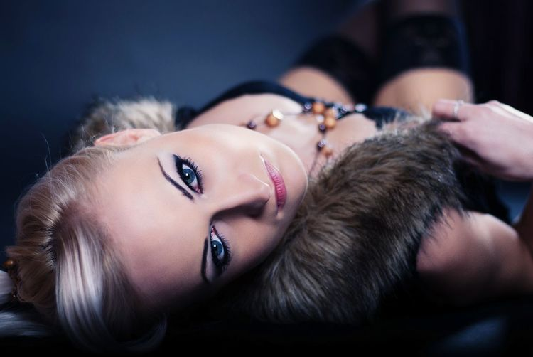 Girl Nude Passion Blue Eyes One of my favorite photoshoot First Eyeem Photo