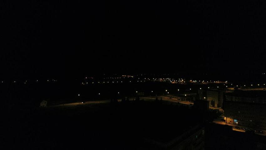 City Cityscape Illuminated Sky