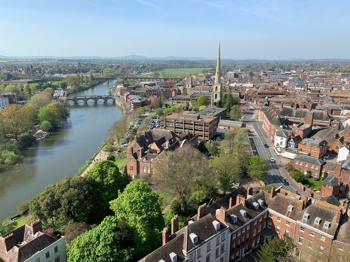 Worcester from