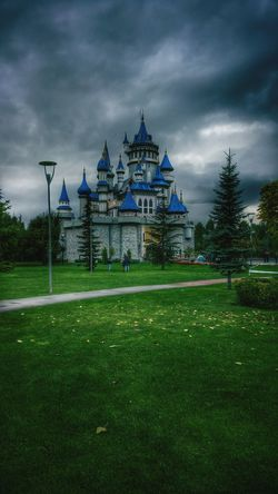 Tale  Castle Autumn🍁🍁🍁 Turkey Eskişehir Masalşatosu History Rainy Day