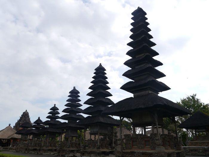 Architecture Temple INDONESIA Bali
