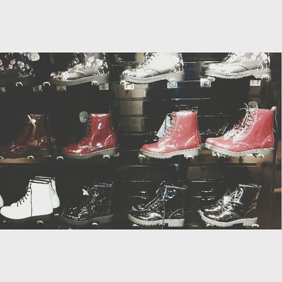 Shoes Doctormarteens Anfibi Loveshoes
