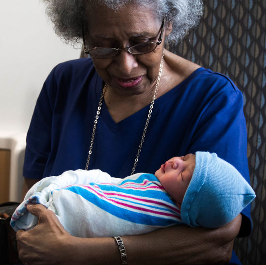 Connected by interdimensional travel. Greatgrandmother Greatgrandson NewBorn Photography Connected By Travel Love Nice To Meet You! Candid Photography