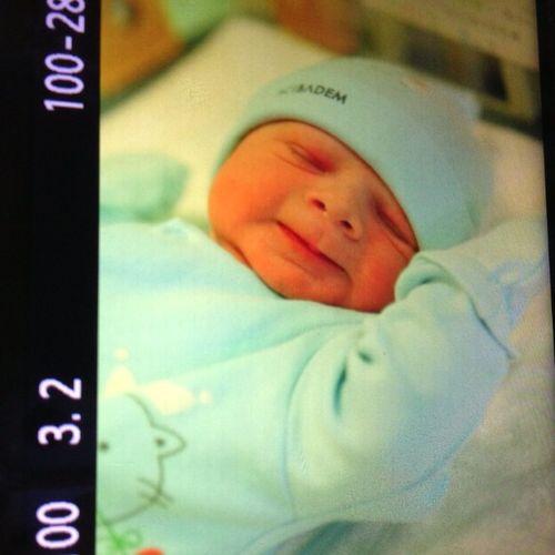 Sıcacık bir günde Uğur bebeğin ikinci gün çekimi:)))