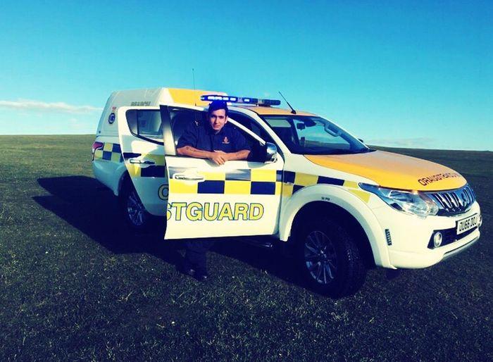 Second Acts HM Coastguard Savinglives Cliff Rescue Rescue Coastguard Officer