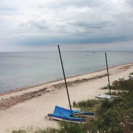 Baltic Baltic Sea Beach Beach Day Beach Life Beachphotography Beauty In Nature Boat Catamaran Cloud - Sky Horizon Over Water Kraksdorf Nature Ocean Ostsee Ostseeküste Ostseestrand Outdoors Sand Scenics Sea Sky Tranquil Scene Tranquility Water