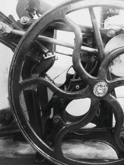 Machine Old 1887 Engineering Blackandwhite Black&white